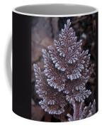Christmas Frosty Pattern Coffee Mug