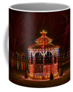 Christmas Gazebo Coffee Mug