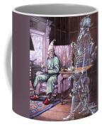 Christmas Ghost Coffee Mug