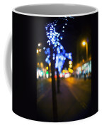 Christmas Heart Coffee Mug