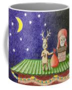 Christmas Illustration Coffee Mug
