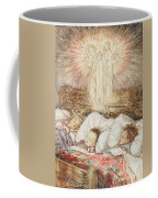 Christmas Illustrations From The Night Before Christmas Coffee Mug