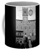 Christmas In Cortona Coffee Mug