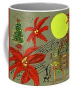 Christmas In The City Coffee Mug