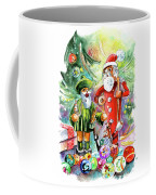 Christmas In York Coffee Mug