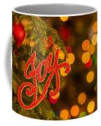 Christmas Joy Coffee Mug