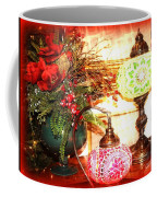 Christmas Lamps Coffee Mug