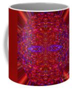 Christmas Light Abstract 3 Coffee Mug