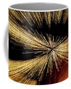 Christmas Lights Zoom Blur II Coffee Mug