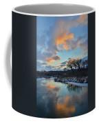 Christmas Morning 2017 In Glacial Park 2 Coffee Mug