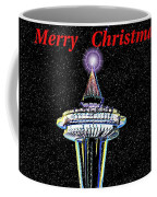 Christmas Needle Coffee Mug
