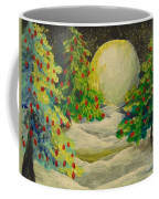 Christmas Night Coffee Mug