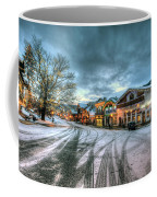 Christmas On Main Street Coffee Mug