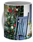 Christmas On The Porch Coffee Mug