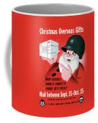 Christmas Overseas Gifts -- Ww2 Coffee Mug