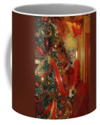 Christmas Parlor Fashions For Evergreens Event Hotel Roanoke 2009 Coffee Mug