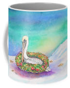 Christmas Pelican Coffee Mug