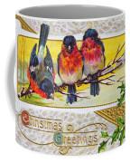 Christmas Postcard Coffee Mug