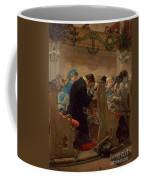 Christmas Prayers Coffee Mug by Henry Bacon
