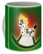 Christmas Rocking Horse Coffee Mug