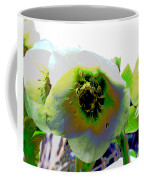 Christmas Rose  Coffee Mug