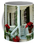 Christmas Spirit In Key West Coffee Mug