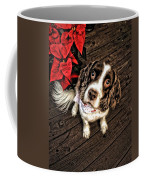 Christmas Springer Coffee Mug