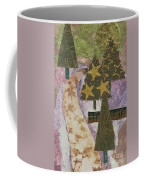 Christmas Stroll Card Coffee Mug
