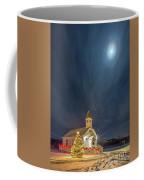 Christmas Time Full Moon Coffee Mug