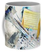 Christmas Time Music Coffee Mug