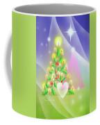 Christmas Tree And Colors Coffee Mug