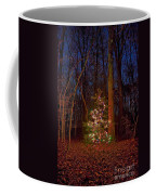 Christmas Tree In Forest Coffee Mug