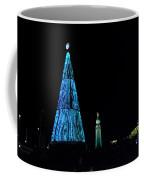 Christmas Tree San Salvador 4 Coffee Mug