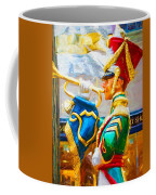 Christmas Trumpet Coffee Mug