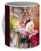Christmas With My Sheep Coffee Mug