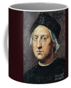 Christopher Columbus Coffee Mug
