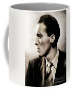 Christopher Lee, Vintage Actor Coffee Mug