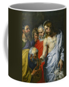 Christ's Charge To Peter  Coffee Mug