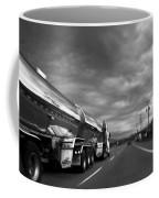 Chrome Tanker Coffee Mug