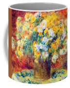 Chrysan The Mums 1882 Coffee Mug