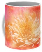 Chrysanthemum Obscured Coffee Mug