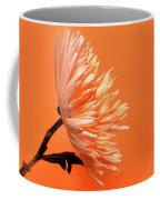 Chrysanthemum Orange Coffee Mug