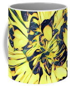 Chrysanthemum Pop Coffee Mug