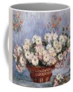 Chrysanthemums, 1878  Coffee Mug