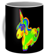 Chubby Silly Unicorn1 Coffee Mug