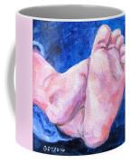 Chubby Toes Coffee Mug