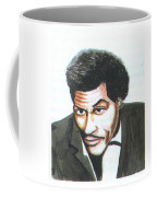 Chuck Berry 45 Coffee Mug