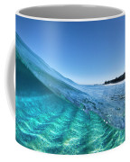 Chunk Of Blue. Coffee Mug