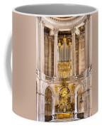 Church Altar Inside Palace Of Versailles Coffee Mug