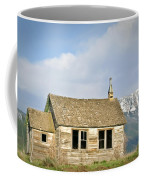 Church And School Coffee Mug